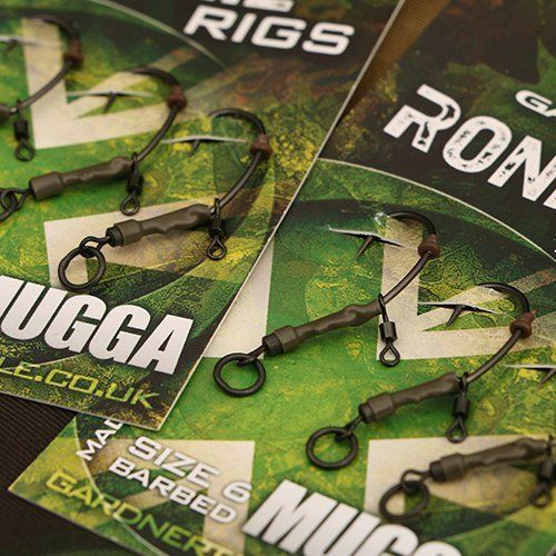 GARDNER Ronnie Rigs Read Made