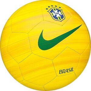 e2725c89ae1 Nike Brazil - Brasil Pitch SE 2014-2015 Soccer Ball Brand New Yellow ...