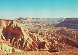 A1-Israel-Desert-Mountains-Poster-Size-60-x-90cm-Landscape-Poster-Gift-16636