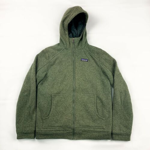 Patagonia - Insulated Better Sweater Hoody Full Zi