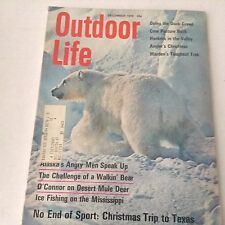 Outdoor Life Magazine Alaska's Angry Men Speak Up December 1970 060817nonrh2