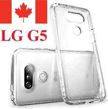 LG G5 Case - Crystal Clear Gel Ultra Thin Soft TPU Transparent Cover