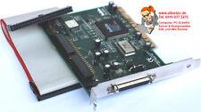 SCSI CONTROLLER PCI IN-9100U DAZU 50-PIN SCSI KABEL FÜR DAT JAZ ZIP DRIVE HDD