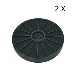2 x Zanussi CH250B CH250W CHI6029B-52 CHI6029B-W52 Cappa Filtro Tipo EFF54