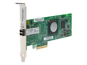 QLogic QLE2460-E 4GB Fiber Channel PCI-E CARD HBA PX2510401 Single Channel