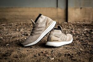 f2407f47d4e85 Adidas UltraBoost Ultra Boost All Terrain LTD Mid Trace KHAKI WHITE ...