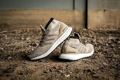 NEW Adidas Ultra Boost All Terrain LTD Mid Men's Trace Khaki Beige CG3001 $240 | eBay