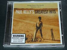 Paul Kelly Greatest Hits: Songs from the South Volumes 1 & 2 [2CD]
