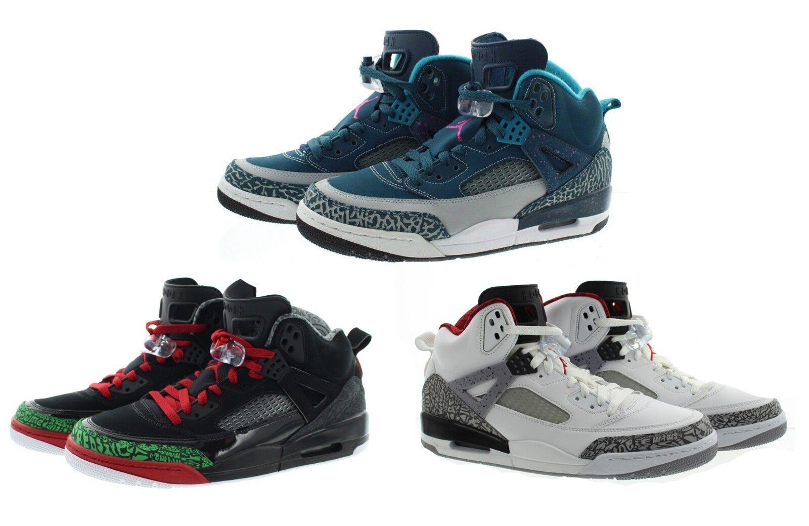 Nike 315371 Mens Air Jordan Spizike Off Court Mid Top Basketball Shoes Sneakers