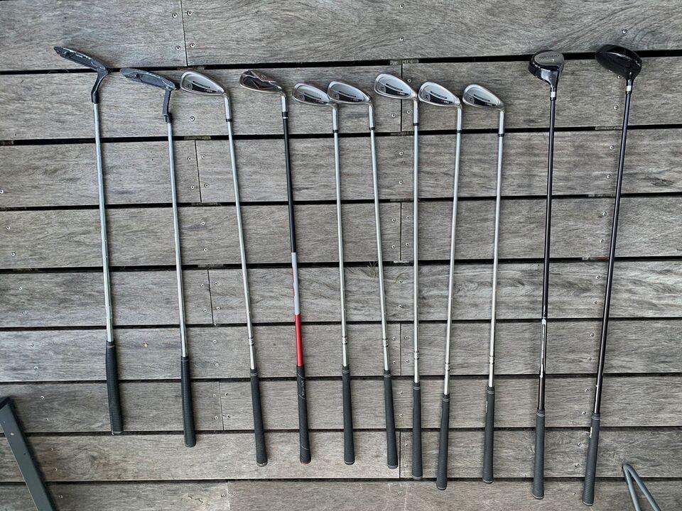 Begynder golfsæt