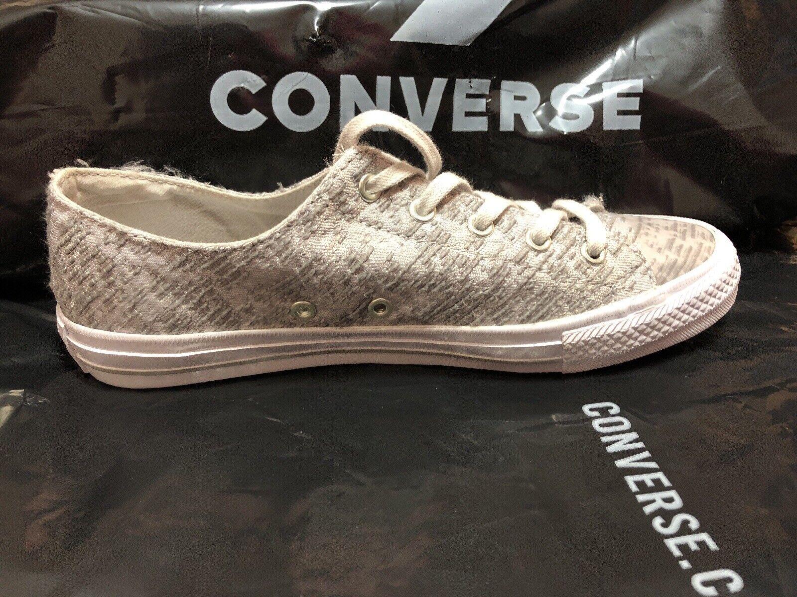 Converse 553451C 553451C Converse Gemma Ox Mouse Dolphin Egret Damens Größe 8 f692e6