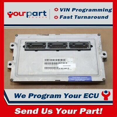 98-03 Dodge Durango 3.9L 4.7L ECU PCM Engine Computer Repair /& Return  Dodge ECM