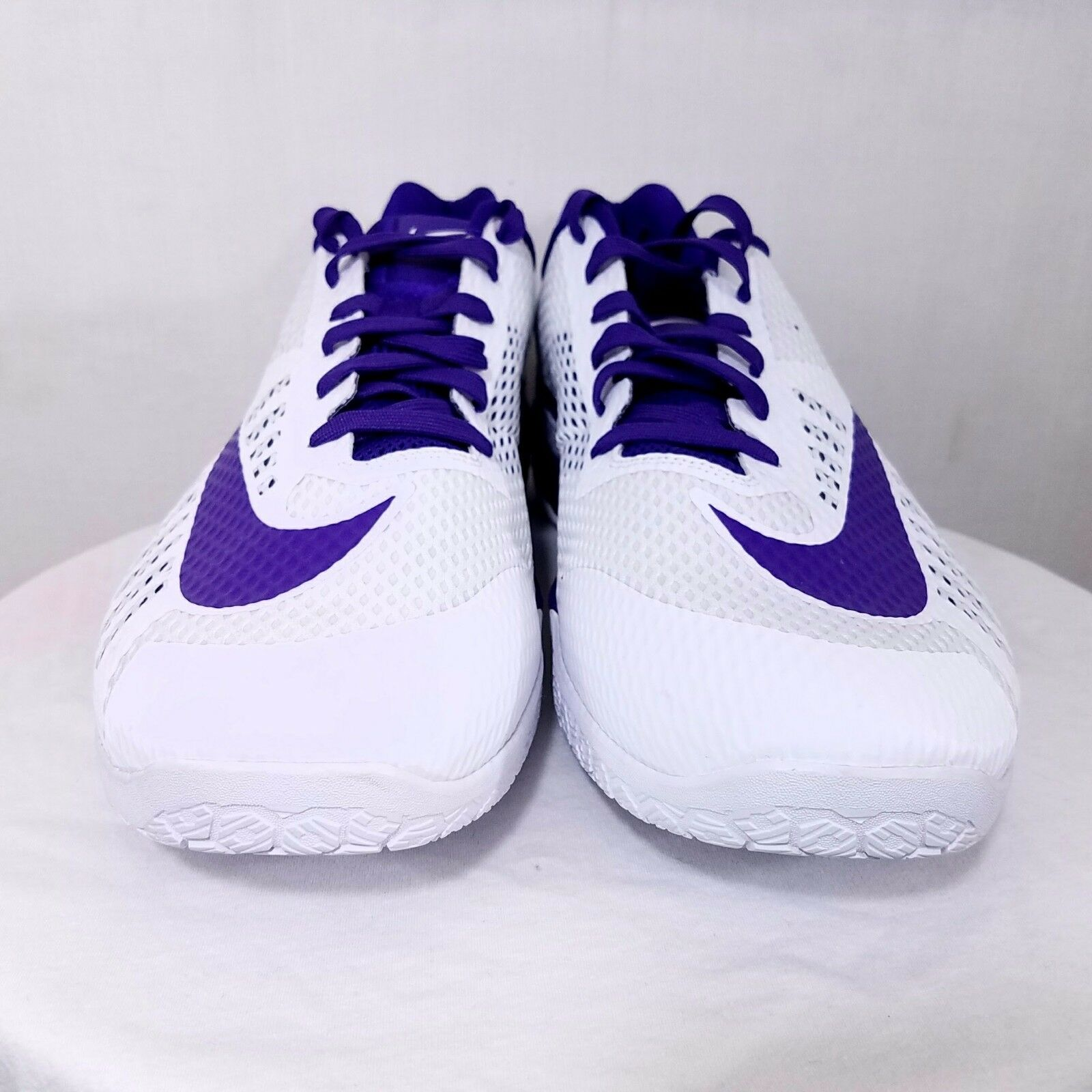 Nike Hyperlive TB homme Basketball chaussures  Baskets 834488 150 faible  chaussures Violet  US 17.5 6f1722