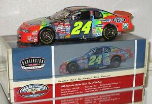 1998-JEFF-GORDON-24-DUPONT-DARLINGTON-WIN-GALAXY-COLOR-1-24-CAR-39-48-RARE-WOW