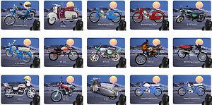 Tapis-De-Souris-Avec-Moto-motif-Zundapp-modele-REPOSE-POIGNETS-velo-biker