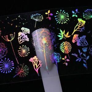 Nail Art Stickers | Holographic Foil Transfers | Dreamcatcher | Foils | Decals
