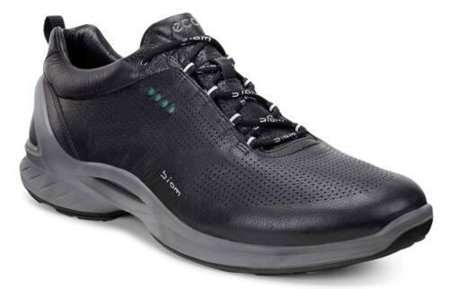 Ecco Biom Fjuel Unisex Sneakers Low Turnschuhe 837514//01001 Schwarz//black Neu
