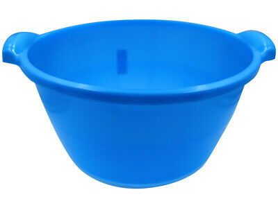 New Fashion Basket Pe Rotunda ø 15 11/16in Blue For Sink Laundry Home & Garden Household Supplies & Cleaning