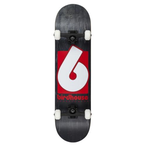 "Birdhouse Skateboard Complete B Logo Red 8.0/"""