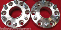 2 Pcs 6 Lug Chevy Gm 1500 Truck Tahoe (2) Hub Centric Wheel Spacers Adapter