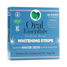 Oral Essentials Whitening Strips 28 Count For Sale Online Ebay