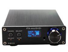 FX Audio D802 80W*2 Coaxial/Optical/USB Class D Digital Power Amplifier