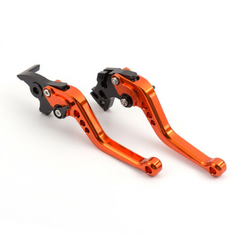 For YAMAHA R1 2004 2005 2006 2007 2008 CNC Brake /&Clutch Levers Handle Grips Set