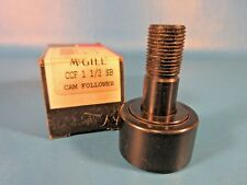 "McGill Ccf1 1/4sb Cam Follower Crowned Inch Steel 1-1/4"" Roller"