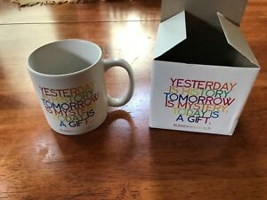 Eleanor Roosevelt Mug Yesterday Is History Tomorrow Is Mystery