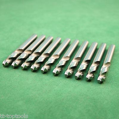 10 Schweißpunktbohrer HSS-Co Ø 8 x 79 mm ~ DIN 1897 Werkzeuge für Profis Neu