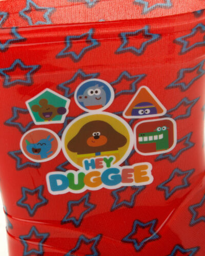 BOYS OFFICIAL HEY DUGGEE WELLIES RAIN BOOTS WELLYS WELLINGTONS INFANTS SIZE 5-10