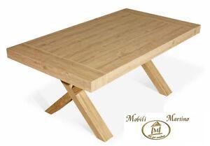 Tavolo-da-pranzo-rovere-consumato-moderno-gambe-x-allungabile-da-180-a-280-cm