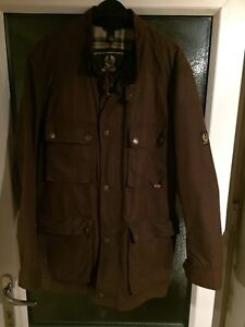 Belstaff-Roadmaster-Brown-Wax-Jacket-Size-XL