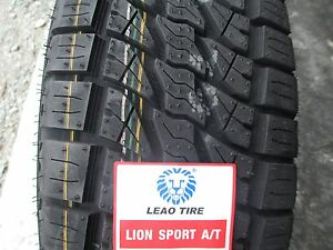 4 New 235 75r15 Lion Sport At Tires 235 75 15 R15 2357515 At All