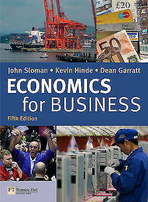 Economics for Business and CWG Pack-ExLibrary