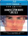 Born on The Fourth of July 0025192117282 With Tom Cruise Blu-ray Region a