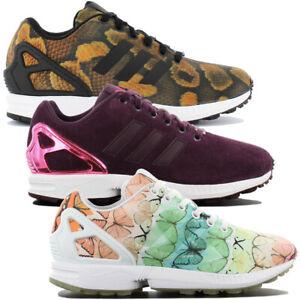Details zu adidas Originals ZX Flux W stylische Damen Sneaker Fashion Schuhe Turnschuhe
