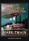 The Adventures of Huckleberry Finn by Mark Twain (CD-Audio, 2000)