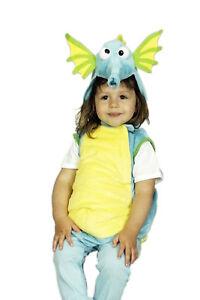 Seepferdchen Kostum Kinder Blau Tierkostum Tier Unterwasser Karneval
