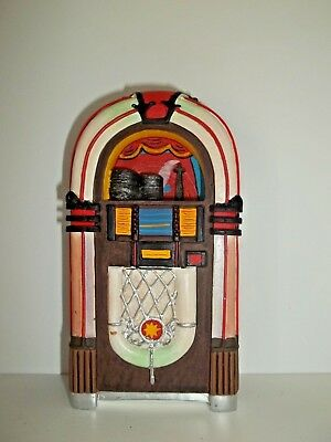 1950'S JUKEBOX - RESIN - <b>DOLL HOUSE MINIATURE</b> | eBay