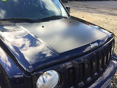 New Pre Cut Jeep Patriot Hood Decal Graphic Ebay