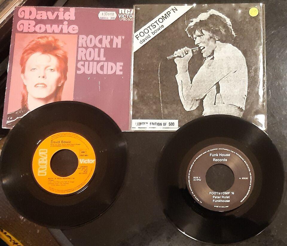 Single, David Bowie, Rock'n'roll suicide /quicksand