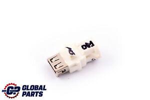 BMW 3 4 Series F31 F32 F80 M3 F82 M4 LCI USB Charger Adapter Socket 9390501