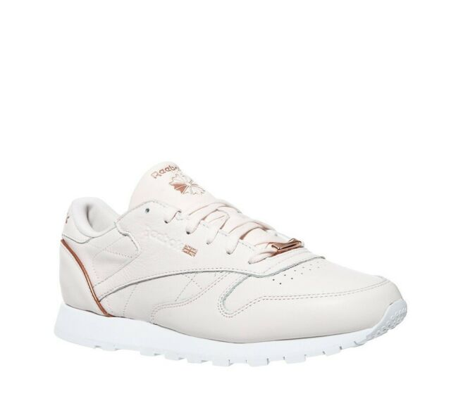Reebok CLASSIC LEATHER Womens Trainer UK Size 5 NEW