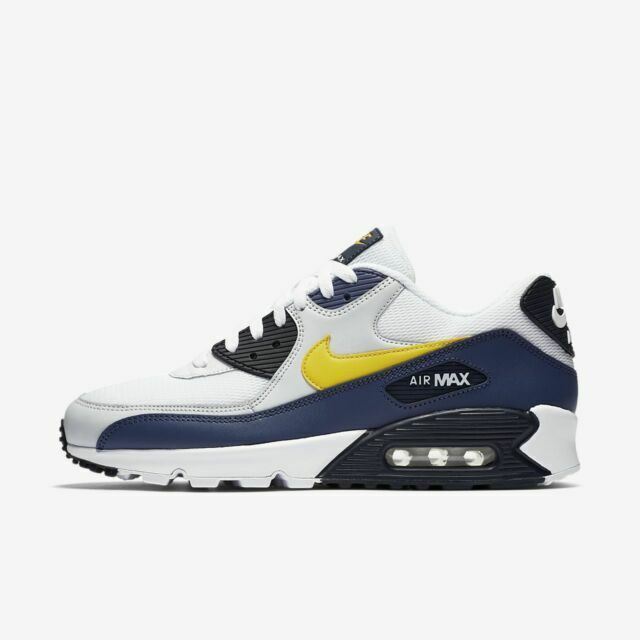 Size 9 - Nike Air Max 90 Essential Michigan 2018 for sale online ...