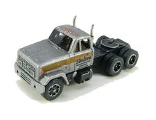 Z Scale 70s Era GMC 9500 (Long Hood) Truck Kit by Showcase Miniatures (4034)