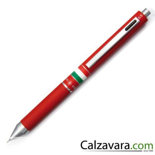 4 Funzioni ROSSO Fusto Gommato Osama Sfera Quadra Italia