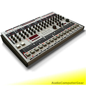 d16 group drumazon virtual roland tr 909 drum machine software plug in new ebay. Black Bedroom Furniture Sets. Home Design Ideas