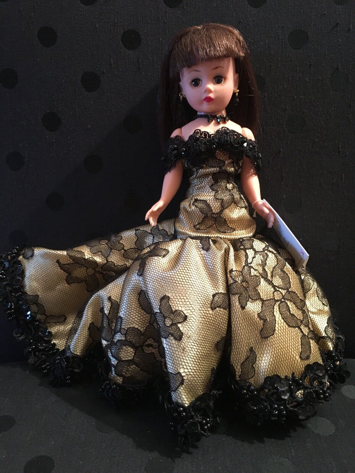 Evening Of Romance  10'' Madame Alexander Doll, New, Couture Sammlung