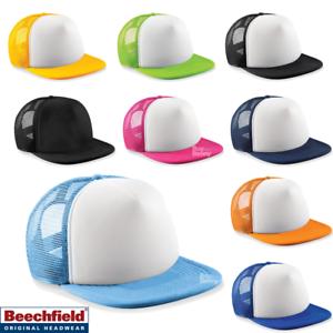 d49a26f4b9d Image is loading BEECHFIELD-SNAPBACK-TRUCKER-BASEBALL-RETRO-STYLE-CAP-HAT-
